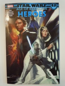 Star Wars: Age of Rebellion - Heroes TPB (2019)