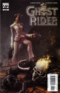 Ghost Rider (6th Series) #4 VF; Marvel | save on shipping - details inside