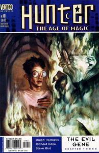 Hunter: The Age of Magic #10, NM- (Stock photo)