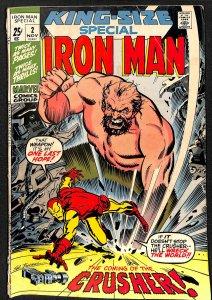 Iron Man Special #2 (1971)