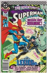 Adventures of Superman Annual #2