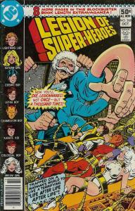 Legion of Super-Heroes, The (2nd Series) #268 VG; DC | low grade comic - save on