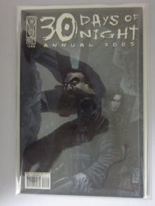 30 Days of Night Annual (2004) #2005A - VF - 2005