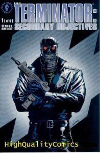 TERMINATOR  Secondary Objectives #1 2 3 4, NM, Schwarzenegger, Machine, robot