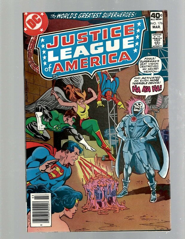 11 Justice League America Comic 170 171 172 173 174 175 176 178 183 184 185 GK34