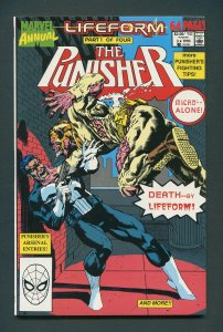 Punisher  Annual #3  / 9.2 NM-   1990