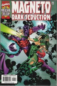 Marvel MAGNETO: DARK SEDUCTION #4 FN/VF