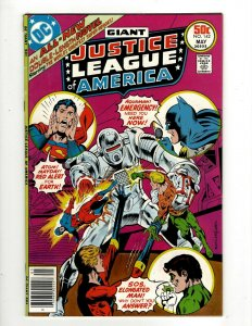 Lot Of 6 Justice League Of America DC Comic Books # 142 143 144 145 146 147 GK34
