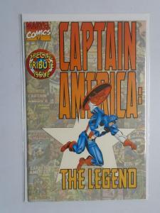 Captain America The Legend (1996) #1 - 8.0 VF - 1996