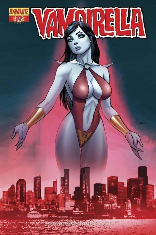 Vampirella (3rd Series) #19D FN; Dynamite | save on shipping - details inside