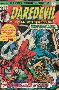 Marvel DAREDEVIL (1964 Series) #124 FN/VF