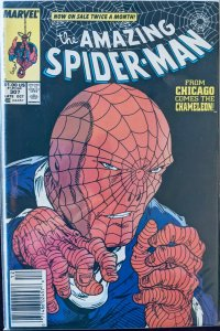The Amazing Spider-Man #307 The Thief Who Stole Himself! VF/NM