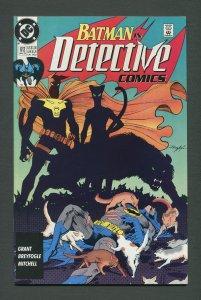 Detective Comics #612 / 9.2 NM-   March  1990