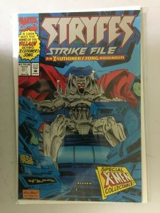 Stryfe's Strike File #1 Marvel 1st Series minimum 9.0 NM (1993)
