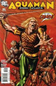 Aquaman (2003 series) #45, NM (Stock photo)