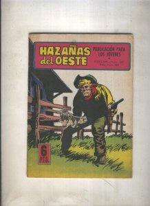 Hazañas del Oeste numero 227: Jack el negro (Terran)
