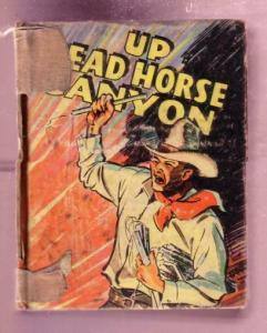 UP DEAD HORSE CANYON-PETE RICE STORY #1189-BLB-PULP S&S FR/G