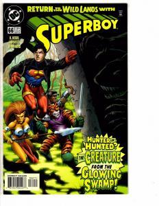 10 Superboy DC Comic Books # 66 67 68 69 70 71 72 73 74 75 Flash Superman J214