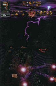 Eye of the Storm #1 VF/NM; Rival   save on shipping - details inside