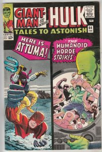 Tales to Astonish Double-Cover #64 (Feb-65) NM- High-Grade Giant-Man, Hulk