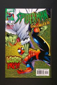 Spider-Man Unlimited #19 February 1998