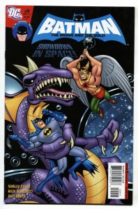 BATMAN THE BRAVE AND THE BOLD #9 -Animated series comic-DC-Low Print