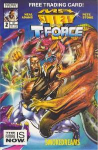 MR T & THE T FORCE (1993 NOW) 1-10  NEAL ADAMS complete