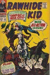 Rawhide Kid 63 strict 1968 FN/VF Mid-High-Grade Dakota Dixon & tons listed now