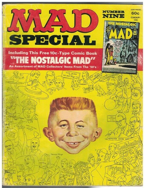 MAD SPECIAL (1970-    ) 9 FR-G