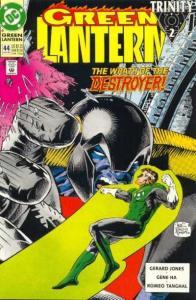 Green Lantern (1990 series) #44, NM + (Stock photo)