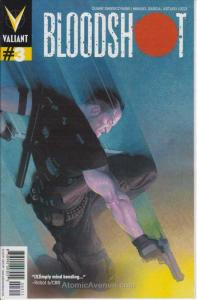 Bloodshot (3rd Series) #3 VF/NM; Valiant | save on shipping - details inside