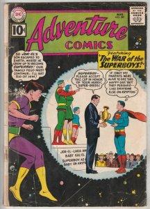 Adventure Comics #287 (Aug-61) GD+ Affordable-Grade Superboy