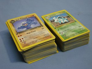 HUGE LOT 271 Pokemon TCG Cards ALL 1st Edition Rares Rocket Jungle L@@K!