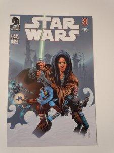 Star Wars Hasbro Expanded Universe Comics #19