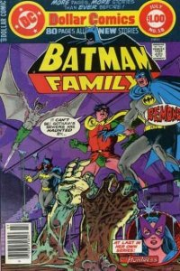 Batman Family (1975 series) #18, VF- (Stock photo)