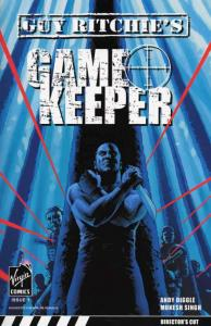 Gamekeeper #1A VF/NM; Virgin | save on shipping - details inside