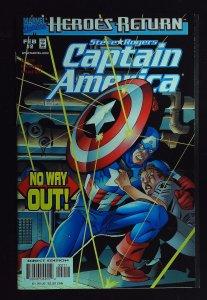 Captain America #2 (1998)