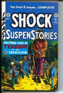 Shock Suspenstories Annual-#1-Issues 1-5-TPB- trade