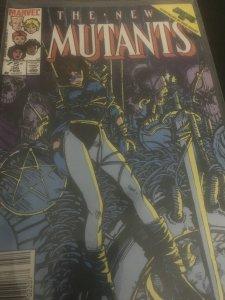 Marvel The New Mutants #36 Mint Hot