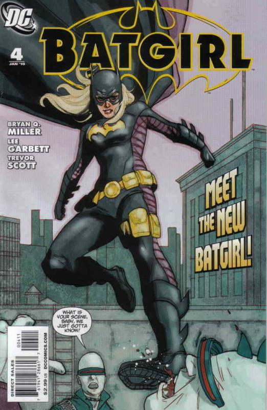 Batgirl (3rd Series) #4 VF/NM; DC | save on shipping - details inside