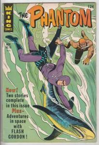 Phantom, The #19 (Nov-66) VF/NM High-Grade The Phantom, Flash Gordon