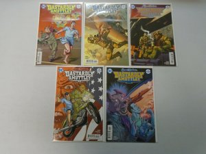 Dastardly and Muttley lot 10 different from #2-6 + variants 8.0 VF (2017 DC)