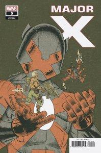 Major X #0 Piskor Variant (Marvel, 2019) NM