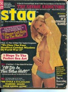 Stag 1/1973-Atlas-Mafia call girls-combat-exploitation-Minney-Norem-Copeland-VG-