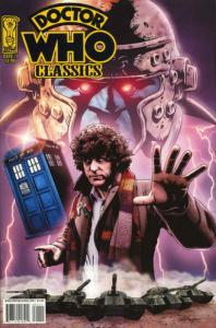 Doctor Who Classic #1 VF/NM; IDW | save on shipping - details inside