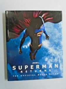 Superman Returns The Movie Adaptation #1 Hardcover used good (2006)