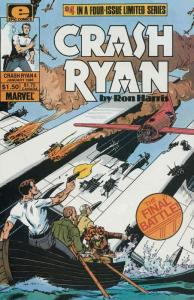 Crash Ryan #4 VF/NM; Epic | save on shipping - details inside