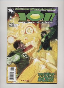 Ion: Guardian of the Universe #5 (2006)