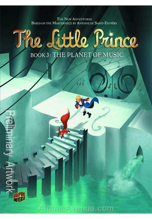 Little Prince, The #3 VF/NM; Lerner | save on shipping - details inside