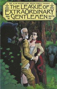 League of Extraordinary Gentleman, Volume 2, #5 (July 2003) - Alan Moore